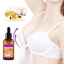 Breast Enlargement Oil No Side Effect Butt Enhancer Cream Big Bust Powerful Breast Enlargement Massage Oil Big Breasts Oil(China)