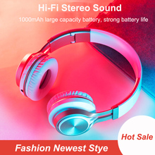 цена на Professional Headphones With Microphone Over Ear Wired HiFi Monitors Headset Foldable Gaming Earphone For PC fone de ouvido