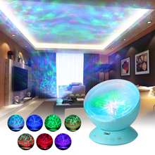 Nightlight Bedroom Wave with Mini Music-Player for Living-Room And Novelty Baby-Lamp