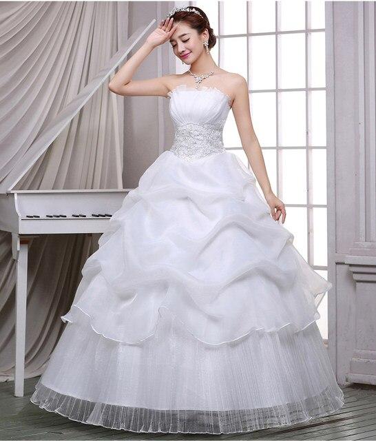 Online Shop YC73H#Spring Autumn Wedding party dress new bride ...