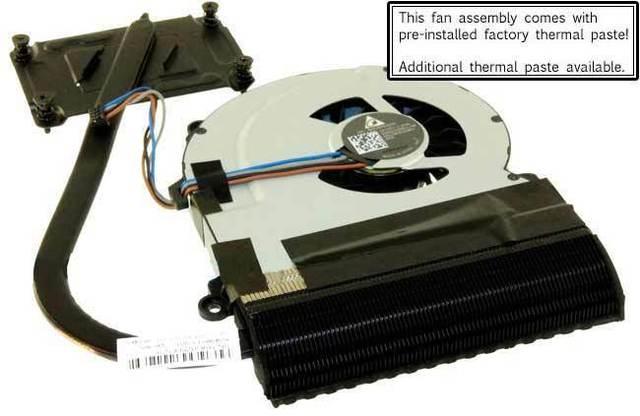 Novo para hp envy 15-q000 m6-n m6-n000 ventilador de refrigeração do dissipador de calor 720541-001 720539-001, frete grátis