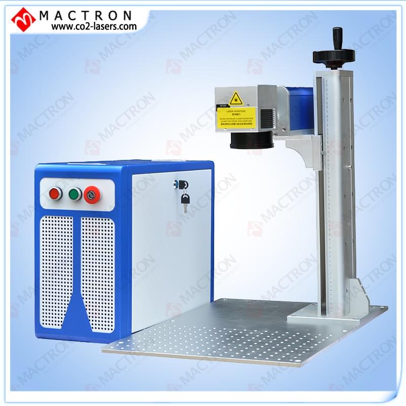 Kézműves gép! Asztali szálas lézerjelölő gép fémhez, 30 W-os - Famegmunkáló berendezések - Fénykép 3