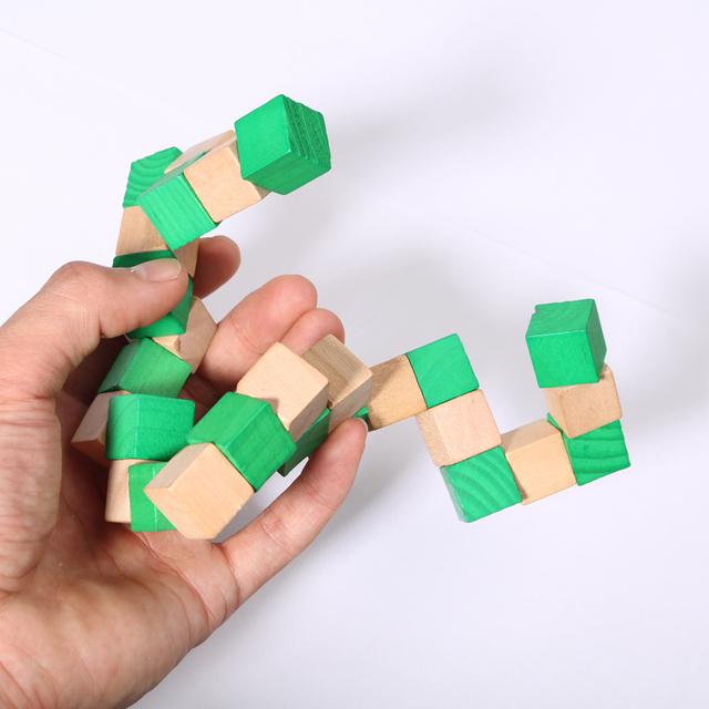 Wood Magic Puzzle