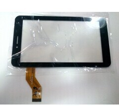 """7""""inch Capacitive Touch Screen with Digitizer For CTD FM710301KA  Irbis TX18 PC Tablet, free shipping!!"""