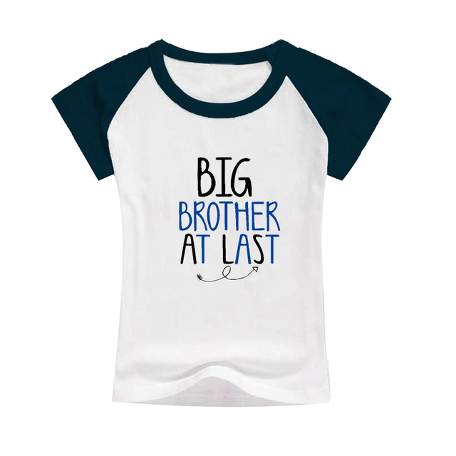 Children Customized Birthday T Shirt Boys Movie Fashion Shirts Raglan Blouse Dress For Kids 2pcs Lot Mix Styles And Sizes