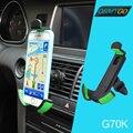 """Respiradouro de Ar Do Carro Montar Titular Do Telefone Do Carro Suporte ajustável Berços para xiaomi iphone samsung lenovo nokia htc lg etc 3.5-6.3 """"dispositivos"""