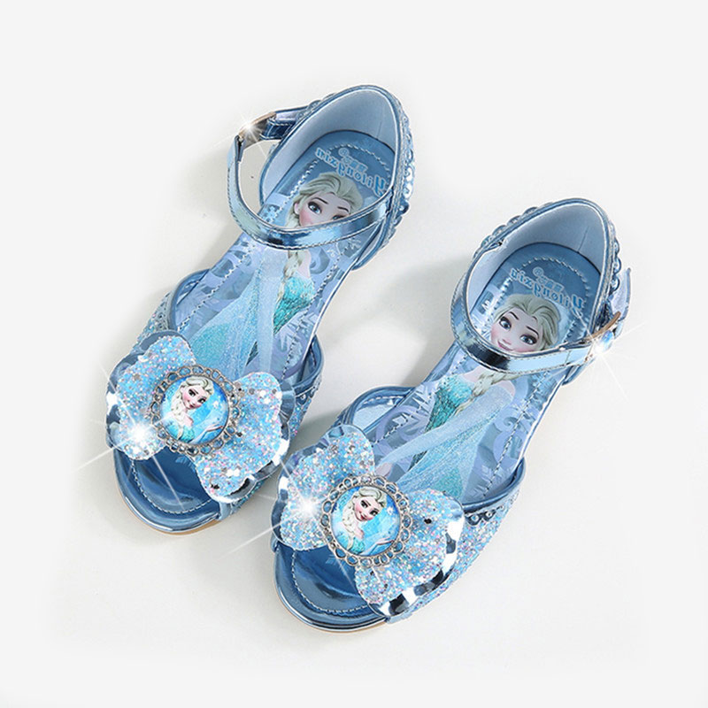 5b648612d0f5a Children Girls sandals else and anna shoes for girls fashion summer cartoon  shoes toddler chaussure enfants fille sandalias