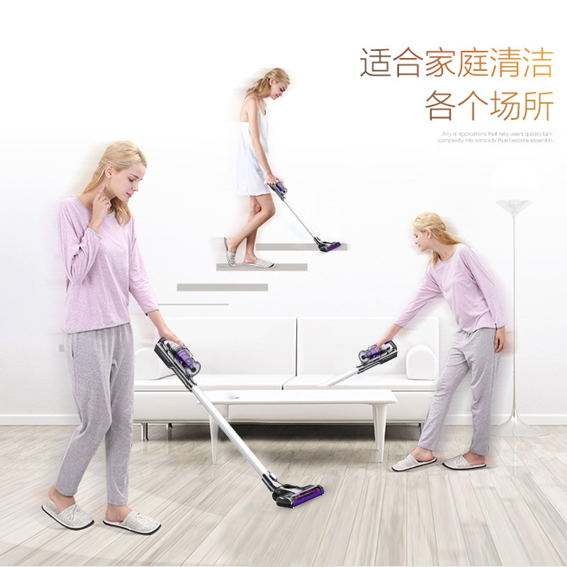 Sweeper Vacuum Household Small