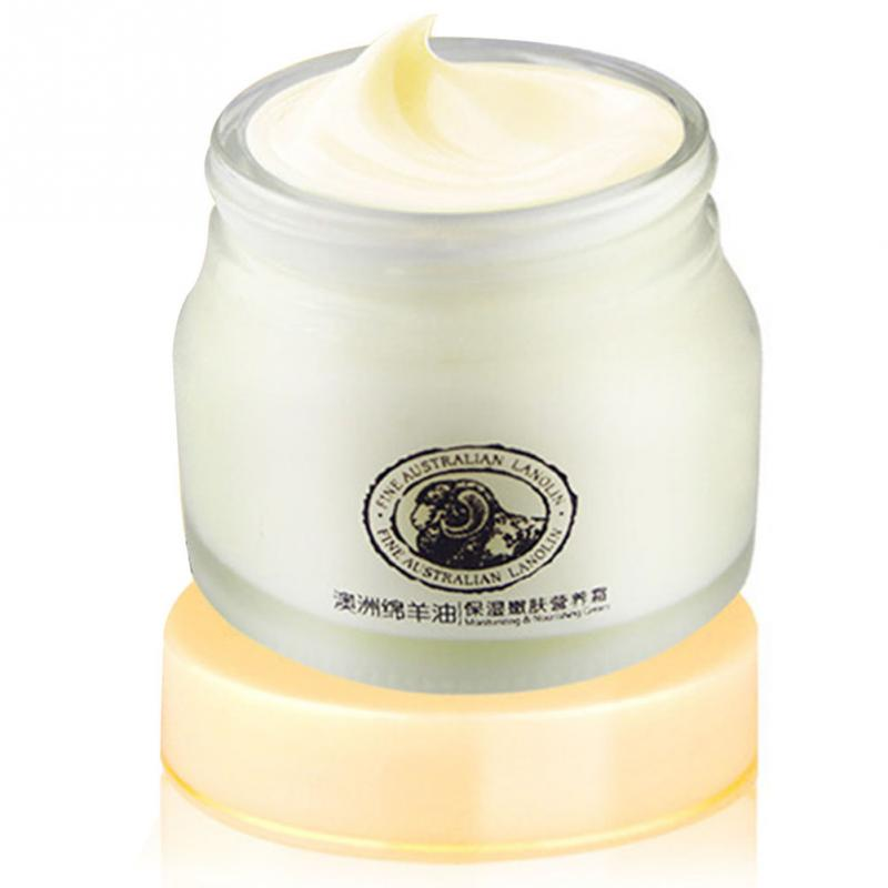 Australia Sheep Oil Lanolin Cream Whitening Anti-Aging Anti Wrinkle Moisturizing Nourish Creams Beauty Face #518