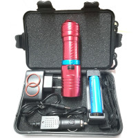 3800Lm Dive 80 Meter XM L L2 Waterproof Underwater LED Flashlight Diving Camping Lanterna Torch Lamp