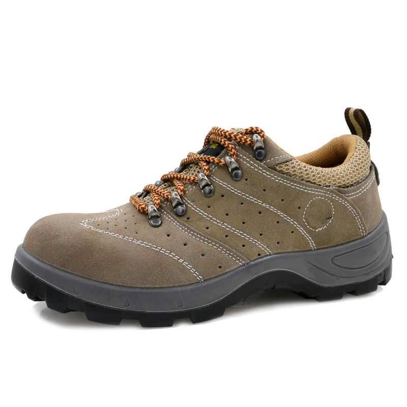 Ac13016 masculino e feminino venda direta da fábrica novos sapatos de segurança aço toe couro do plutônio borracha lsolation botas resistência ao desgaste acecare