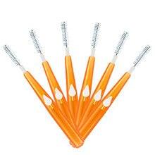 Зубная щетка для десен нажимная межзубная взрослых индивидуально