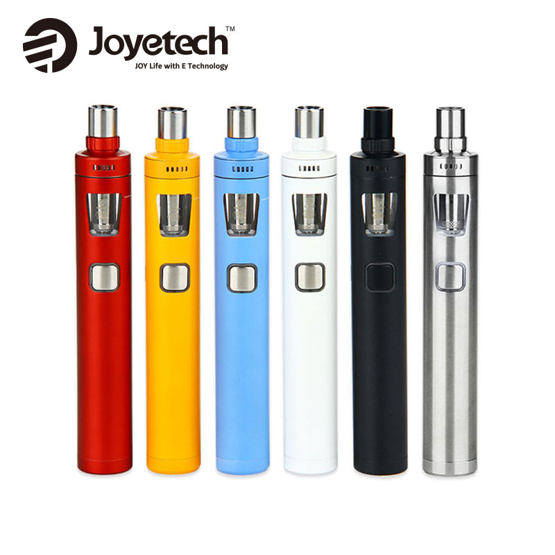 Originale Joyetech ego AIO Pro C Starter Kit con 4 ml e-liquido Capacità All-in-One Kit ego fit singolo 18650 batteria non incluso