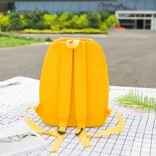 Yellow Rubber Duck Light Bagpack