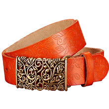 Fashion Cow Leather Belts And Cummerbunds