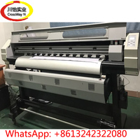 Roller Wide Format Dye Sublimation Printer