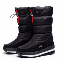 New 2016 Winter Boots For Women Winter Outdoor Warm Shoes Woman Boots Non Slip Waterproof Snow