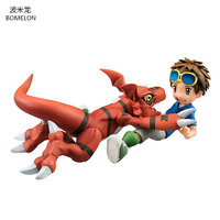 Matsuda Takato Guilmon Anime Toy Figure Kawaii DT Model Digimon Tamers Action Figures Brinquedos Boy Toys