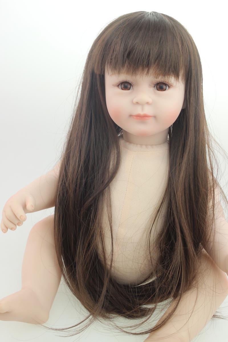 20 pouces 52 CM doux vinyle Reborn bébé poupée garçon fille réaliste Menino Bebe poupées Bonecas Brinquedos Menina Juguetes jouets cadeau
