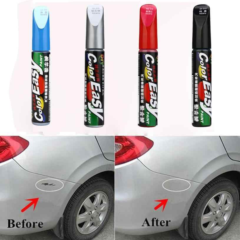 Paint For Cars >> Car Styling Paint Care Auto Car Coat Paint Pen Touch Up Scratch Clear Repair Remover Remove Tool Td20 Dropship