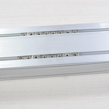 Tavolo Per Stampante   RXS-100 Vite A Sfere 600 Millimetri Di Movimento Lineare Modulo Binario Di Guida Motorizzato Scorrevole Stampante Da Tavolo Per 3D XYZ Fase Kit