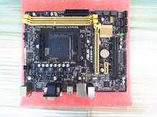 A55BM-E desktop motherboard DDR3 2133 board FM2+ well tested working