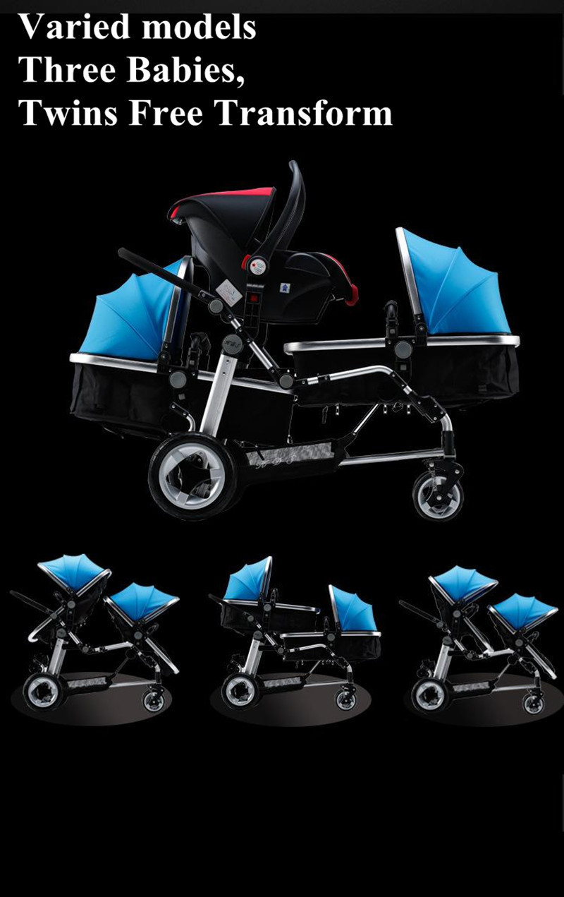 triplets stroller10