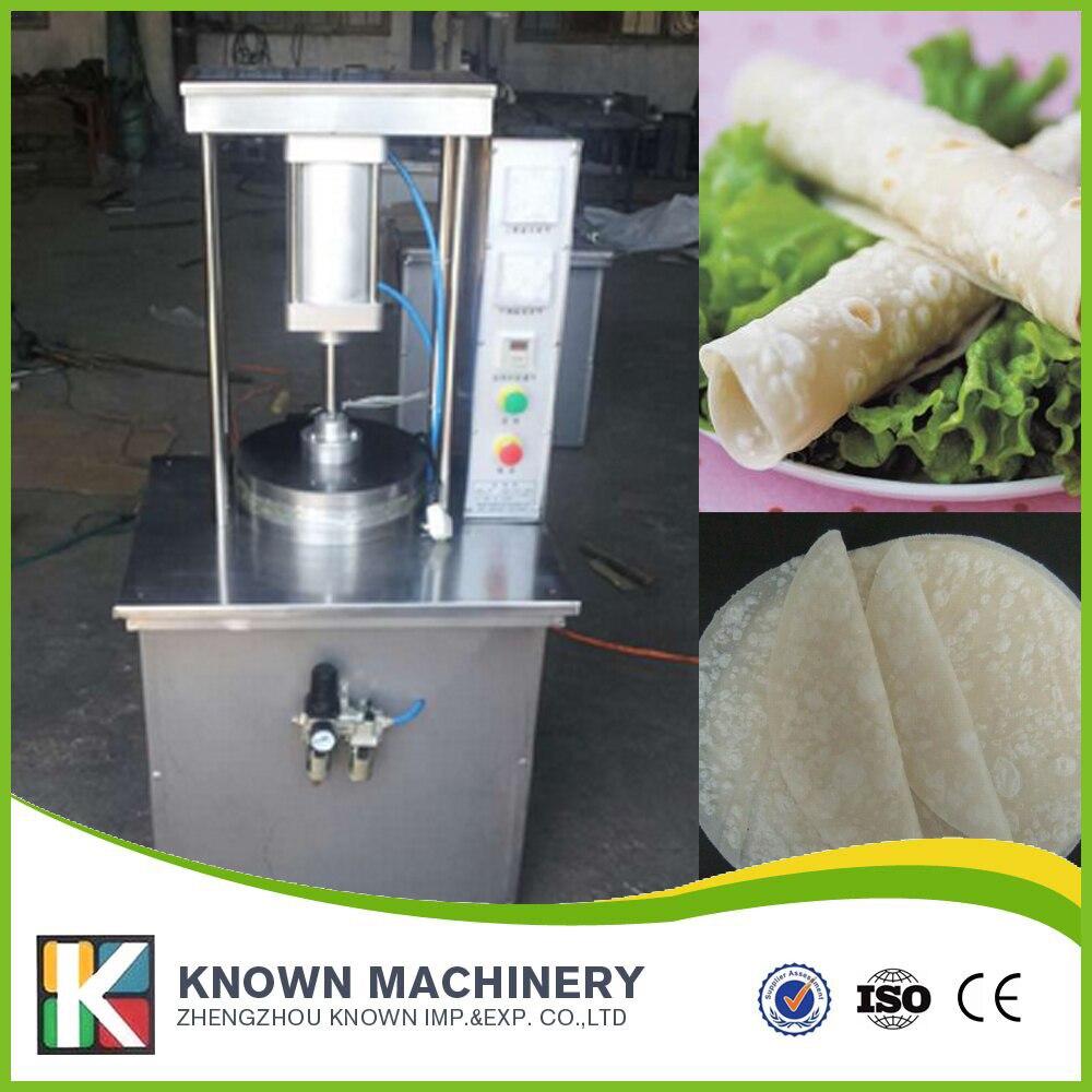 Rifornimento della fabbrica automatico chip tortilla tortilla wramaking macchina con 0-300 gradi di temperatura di riscaldamentoRifornimento della fabbrica automatico chip tortilla tortilla wramaking macchina con 0-300 gradi di temperatura di riscaldamento