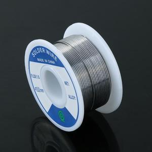 Image 5 - Bezołowiowy srebrny drut lutowniczy 3% srebrny 0.8mm głośnik DIY materiał szeroko stosowany w urządzeniach elektronicznych obwodów drukowanych i innych