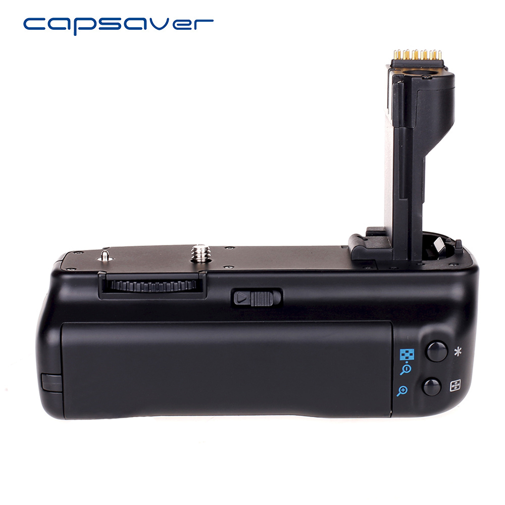 capsaver Vertical Battery Grip for Canon 20D 30D 40D 50D Camera Replace BG-E2N Battery Holder Work with BP-511