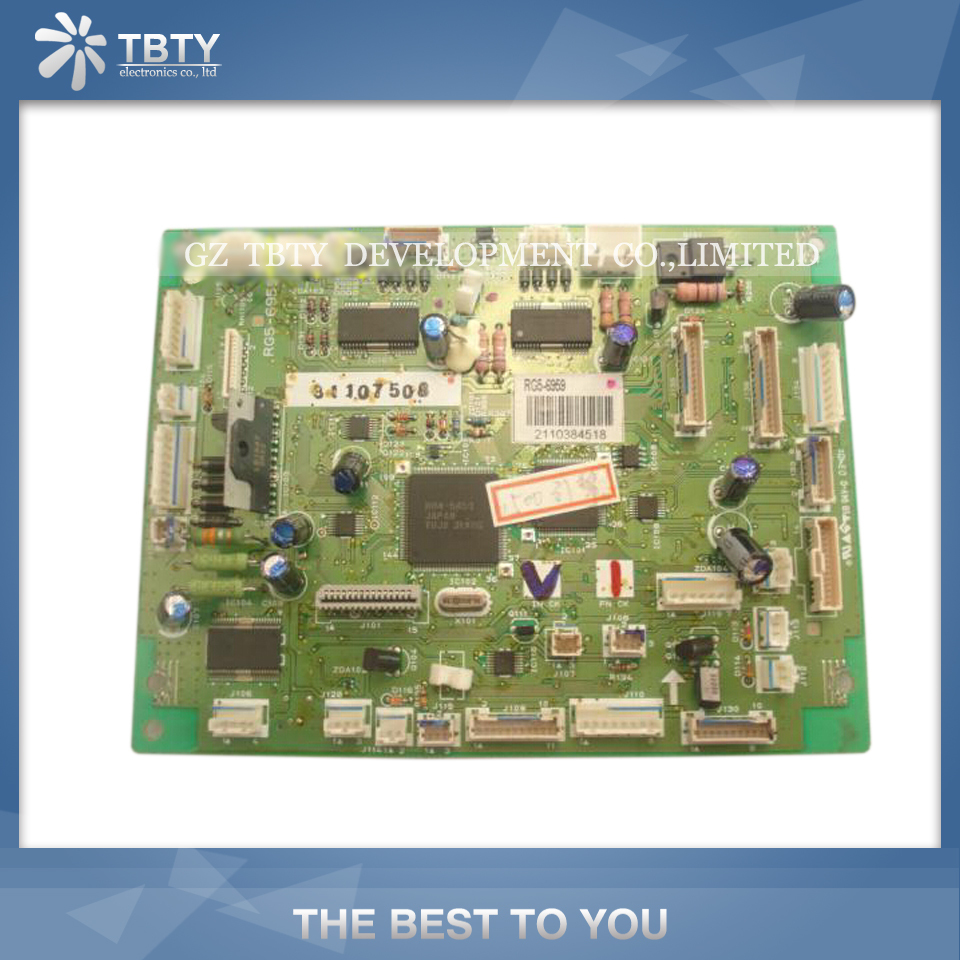 Ptinter DC Board Panel For HP 1500 2500 HP1500 HP2500 DC Controller Board Assembly On Sale 100% tested for washing machines board xqsb50 0528 xqsb52 528 xqsb55 0528 0034000808d motherboard on sale