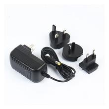 AC 110V-240V To DC 15V V2A 30W 5.5*2.1 Multifunction  Power Supply Adapter With US UK EU AU/Plugs