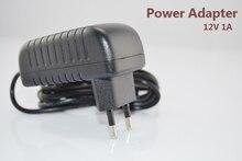 Dc 12 В 1A адаптер питания ес / сша / UK / AU разъем для видеонаблюдения камеры видеонаблюдения аналоговый или ip-камер питания