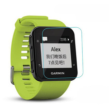 For Garmin Forerunner 35 Fr35 Smart Watch Tempered Glass Screen Protector Cover Protective Film Guard