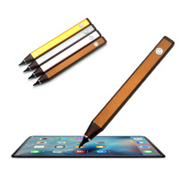 High Precision Active Chargeable Capacitive Touch Pen Stylus For Drawing IOS Android Microsoft Tablets PAD Touch