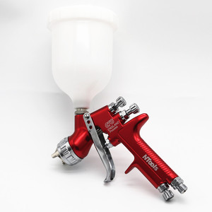Image 4 - free shipping spray gun LVMP High quality England spray gun /paint spray gun /sprayer gun/air tools/for car face paint
