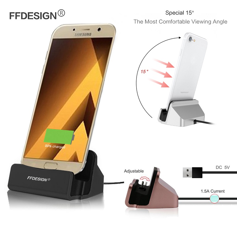 <font><b>Charger</b></font> Dock Stand Docking Station for <font><b>Samsung</b></font> Galaxy A3 A5 A7 J3 <font><b>J5</b></font> <font><b>2016</b></font> A3 A5 J3 <font><b>J5</b></font> J7 2017 Charging Dock Bracket Cradle Sync