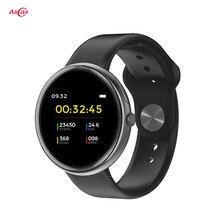 Allcall reloj inteligente AC01 IP68 para hombre y mujer, deportivo, resistente al agua, con control del ritmo cardíaco y Bluetooth 4,0
