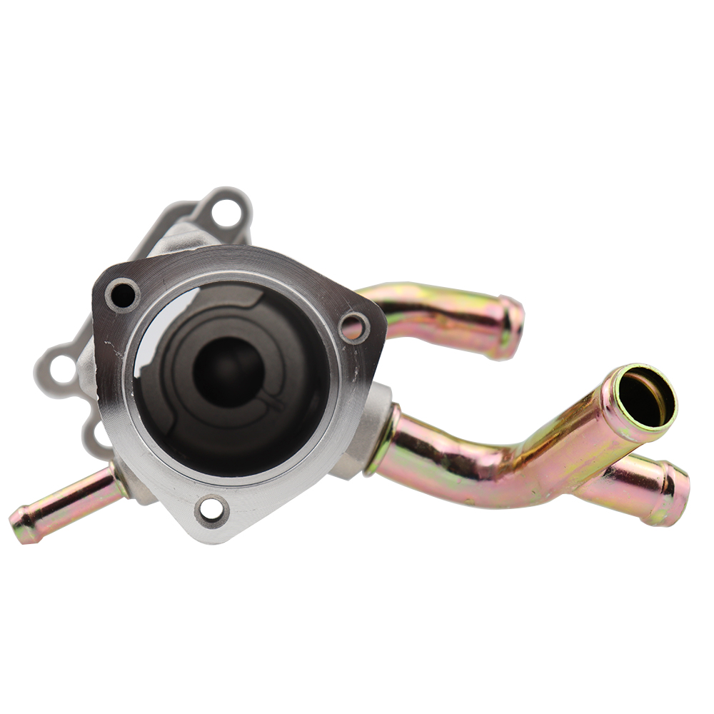 Aluminum Engine Cooling Thermostat Housing Cover Auto Engine Coolant Water Flange For Nissan Tsuru 1106165Y00 11061-65Y00