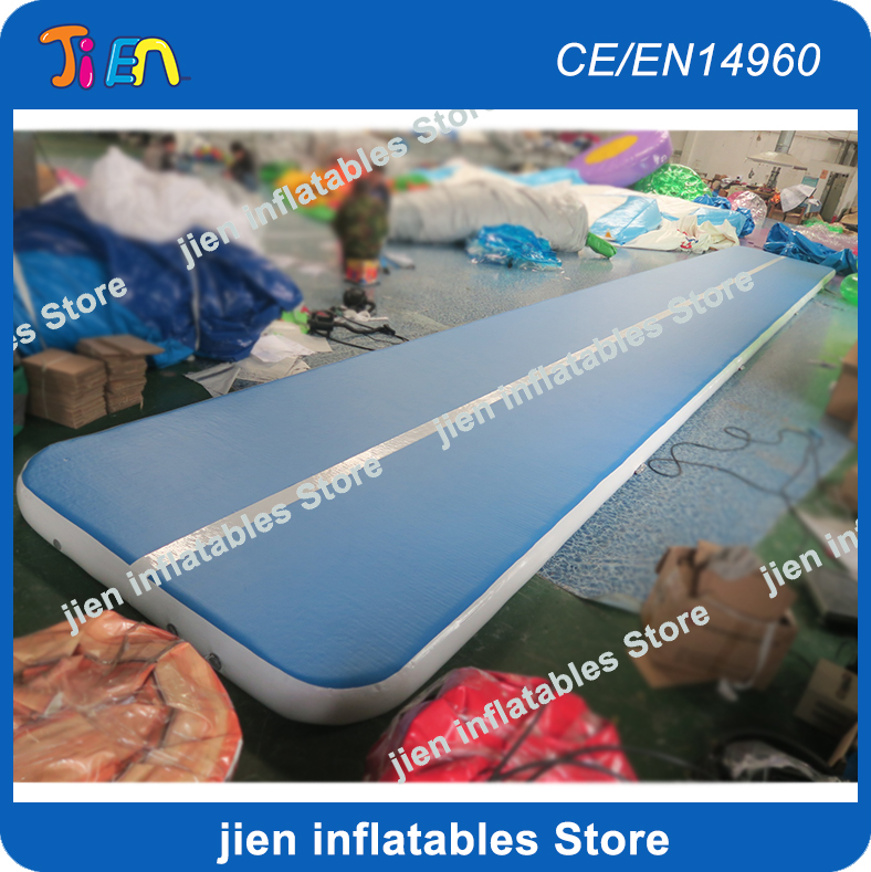 Free Shipping 10x2x0.2m AirTrack, AirFloor air track factory air track mat/ inflatable air track