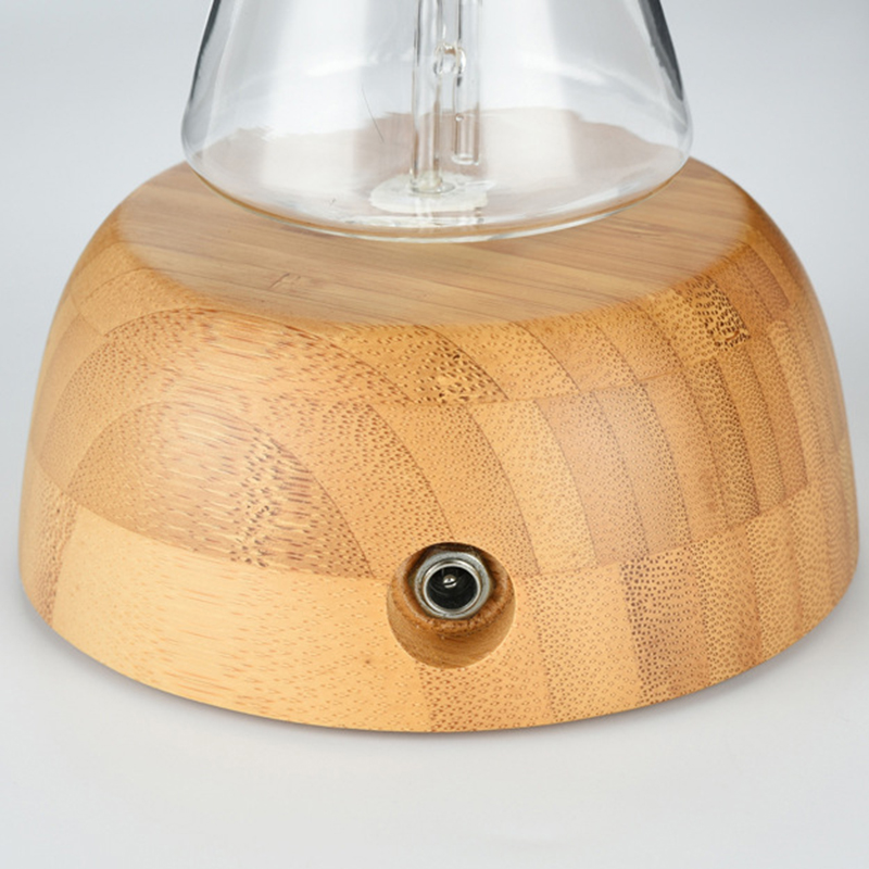 Wooden Aromatherapy Essential Oil Nebulizing Diffuser Air Purifier Dispenser Air Freshener Perfume Dispenser Aroma Misting in Air Purifiers from Home Appliances