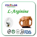 500g/lot high quality 99% L Arginine for muscle strength worldwide fast delivery