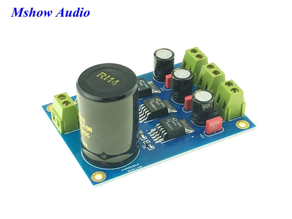 LT1963A 3.3 V 5 V 3-Way Linear Regulator Module d/'alimentation pour Amanero XMOS DAC