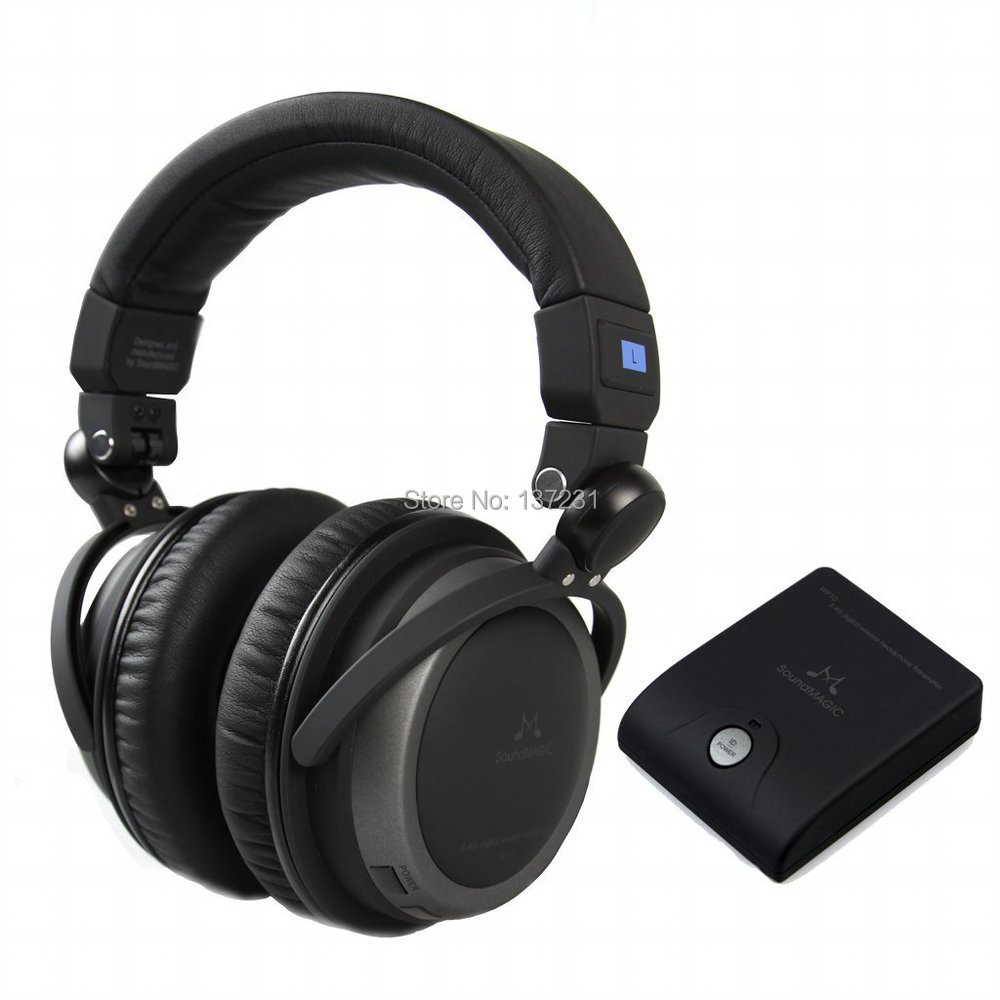 Cheap Promotions SoundMAGIC WP10 Headset Wireless Headset Wired Headset Dual Mode 2.4G Digital
