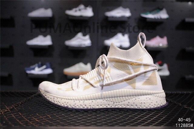 13690bb36a6 2018 Asli Pria Puma X Tsugi Evoknit Kaus Kaki Sneaker Berjalan Badminton  Sepatu Size39-45