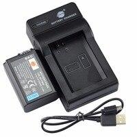 DSTE NP FW50 Battery UDC107 Usb Charger For Sony NEX 7 NEX 5N NEX F3 NEX