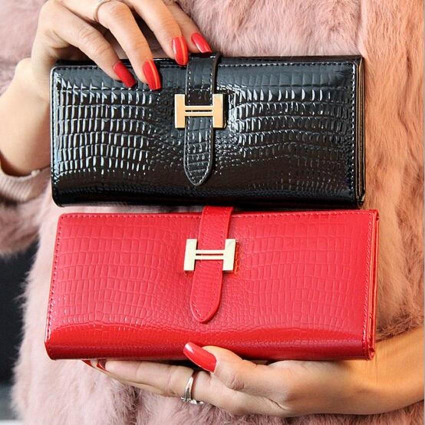 mulheres de luxo senhoras carteira Altura do Item : 1.18inch
