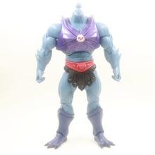 MASTER OF THE UNIVERSE CLASSICS Terror Claws Skeletor Action Figur utan huvud
