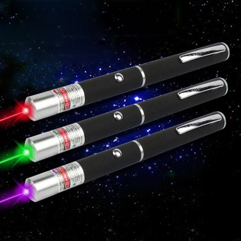 Laser Pointer Green Laser Red/Blue Violet /5MW Lazer Pen Visible Beam Light Powerful Presenter Remote Lazer Hunting Laser Bore powerful red purple 2 colors laser pointer pen violet teaching presenter beam light high power hunting laser sight device