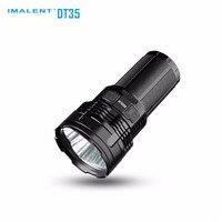 IMALENT Водонепроницаемый Алюминий DT35 XHP35 Привет 8500 LM 6 режимов 18650 USB Перезаряжаемые светодиодный налобный фонарь Факел + 4x18650 батареи